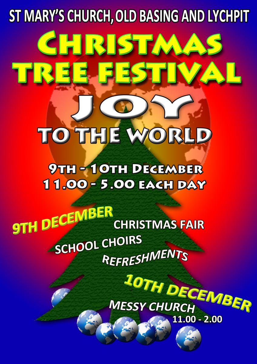 Tree Festival Poster